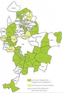 carte commune A21