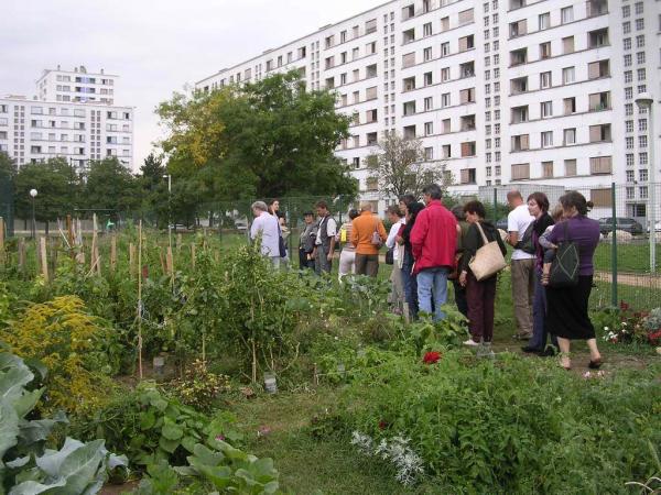 Jardin du Pré Sensé – Lyon 8ème