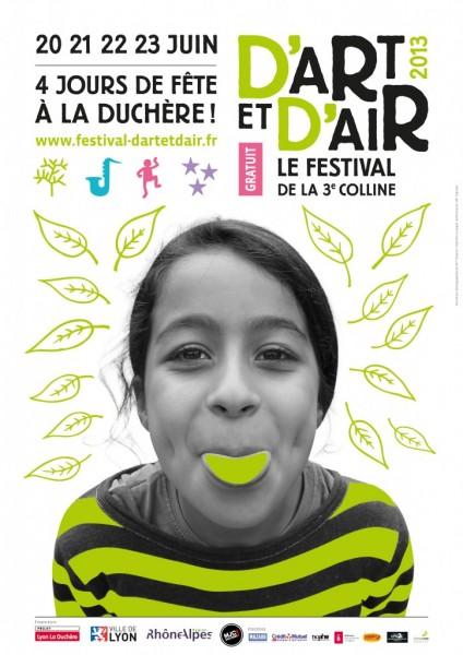 Rendez-vous au Festival D'art et d'air à la Duchère à partir du 20 juin