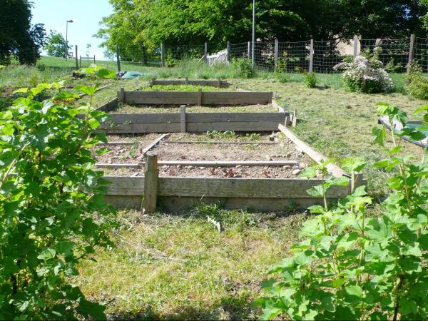 st genis laval jardin