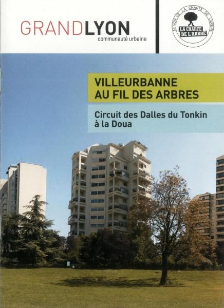 Un nouveau circuit de découverte des arbres à Villeurbanne