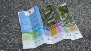 Les parcours du développement durable de Collonges -au-mont-d'or