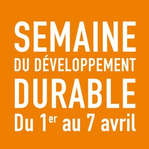 SAVE THE DATE : LA SEMAINE DD DU 1er au 07 Avril 2014