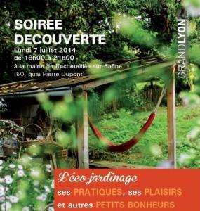 Soirée découverte – L'éco-jardinage : ses pratiques, ses plaisirs et autres petits bonheurs»