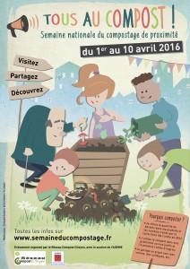 Semaine du compostage partagé : Tous au compost !