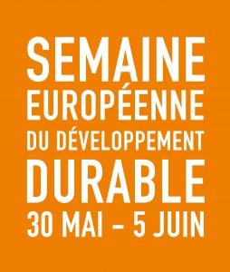 Semaine européenne du développement durable – édition 2016
