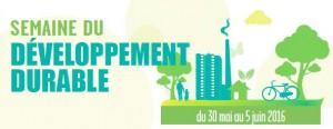 Semaine du développement durable – Les manifestations organisées sur Vénissieux