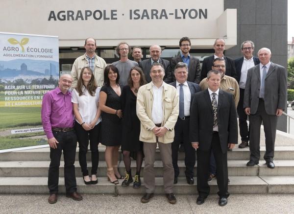 Agriculture et environnement : C'est officiel ! Un projet agro environnemental et climatique est lancé sur le territoire de l'agglomération lyonnaise !
