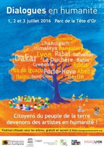 Dialogues en humanité, 16e édition !