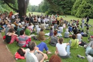 L'organisation des Dialogues en Humanité, une expérience unique