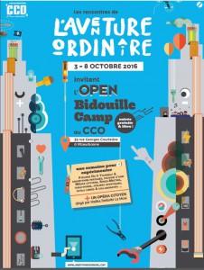 Du 3 au 8 octobre : Les rencontres de l'Aventure Ordinaire.