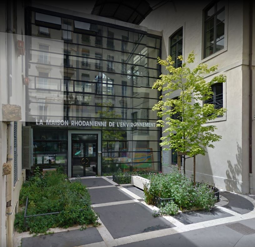 La Maison De LEnvironnement Meml Rejoindra Le Quartier De Gerland