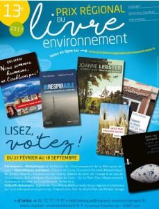 livre environnement affiche 2017