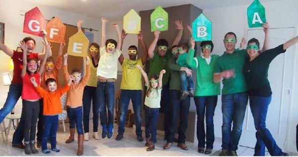 Familles à énergie positive : Top départ le 1er décembre. Inscrivez-vous !