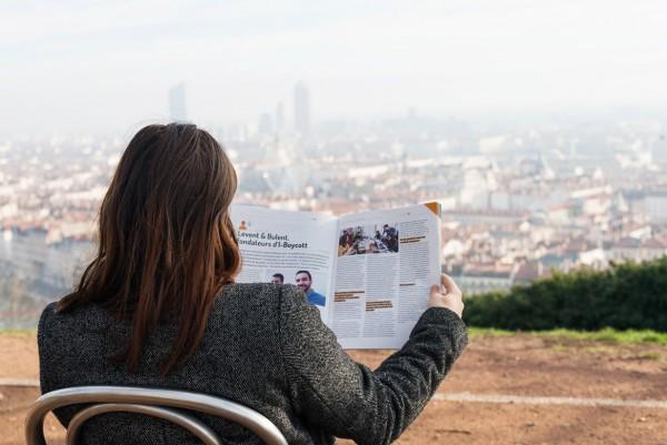 Agir à Lyon, un nouveau Magazine pour passer à l'action !