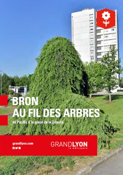 Le nouveau guide «Au fil des arbres, de Parilly à la Place de la Liberté» est sorti !
