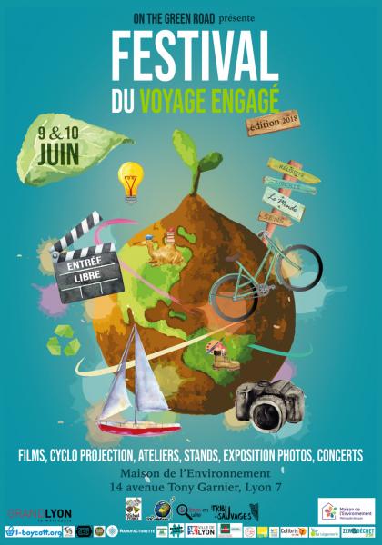 Le Festival du Voyage Engagé, pour penser global et agir local