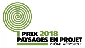 La Métropole de Lyon récompensée par le Prix du paysage 2018 !
