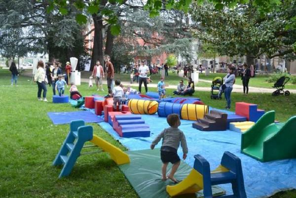 Fête de la petite enfance à Givors, un pas de plus vers l'éco-responsabilité en événementiel !