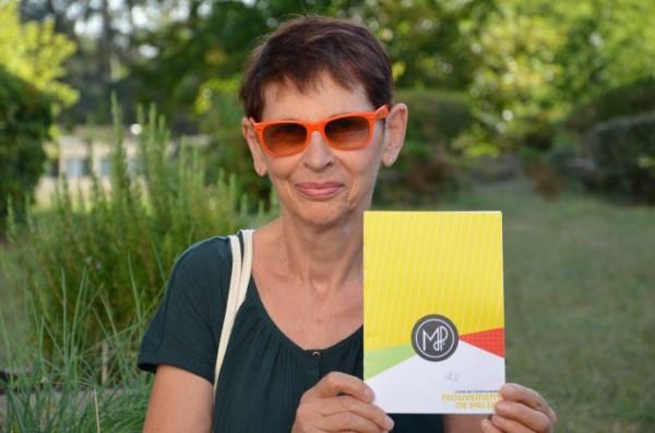 A la rencontre de Mireille, ambassadrice du tri à de la réduction des déchets avec Mouvement de Palier !