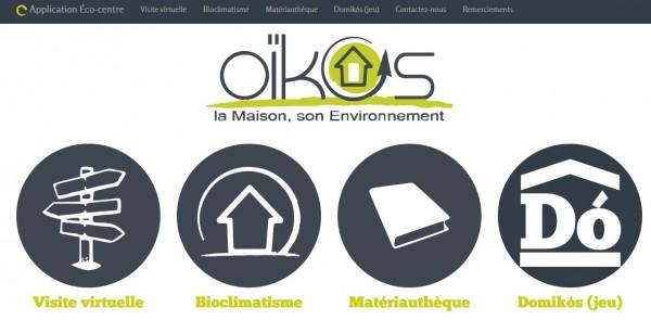 Devenez des « as » de l'écoconstruction, grâce à la plateforme numérique d'OÏKOS