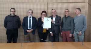 Grand Lyon Habitat signe la Charte de l'Arbre