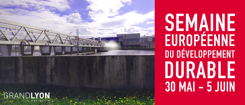 Le mercredi 5 juin, venez visiter et découvrir la station d'épuration à Pierre-Bénite et sa biodiversité.