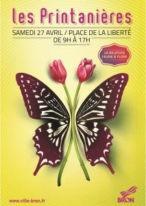Samedi 27 avril : Rendez-vous aux Printanières de Bron