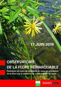 17 juin Journée de l'observatoire de la flore remarquable de la Métropole de Lyon