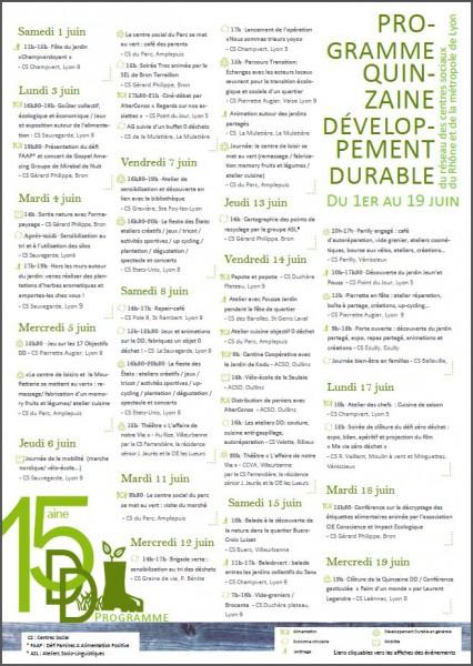 Programme CS