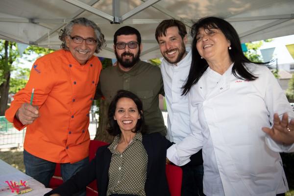 Concours de cuisines bio et local dans les quartiers ! Cette année « La Cuisine aux Buers »