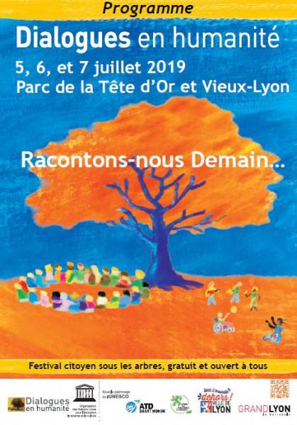 Participez aux Dialogues en humanité, festival citoyen, gratuit et ouvert à tous !