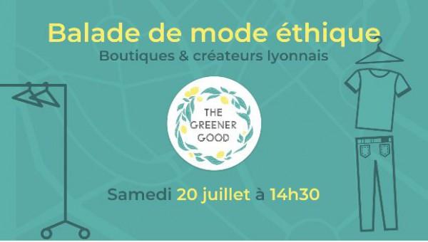 Le 20 juillet, venez découvrir des acteurs de la mode éco-responsable pour consommer autrement !