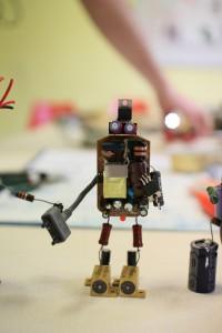 Des animations éducatives sur la gestion des déchets d'Equipements Electriques et Electroniques