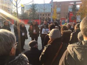 Salon Paysalia : Visite de projets innovants dans l'agglomération