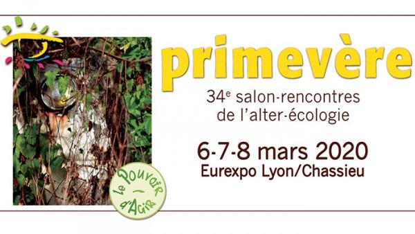 Salon Primevère, « le pouvoir d'agir » les 6, 7 et 8 mars 2020