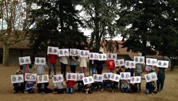 « Les ateliers du cadre de vie » : découvrez le projet mené à l'école Victor Hugo de Saint-Genis-les-Ollières