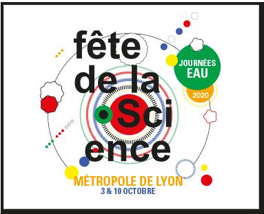 Sortez vos agendas ! Fête de la science 2020 – Journées eau de la Métropole de Lyon