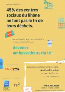 © Fédération des centres sociaux du Rhône et de la Métropole de Lyon