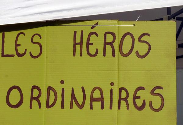 Les héros ordinaires
