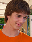 Maxime, volontaire d'Unis Cité
