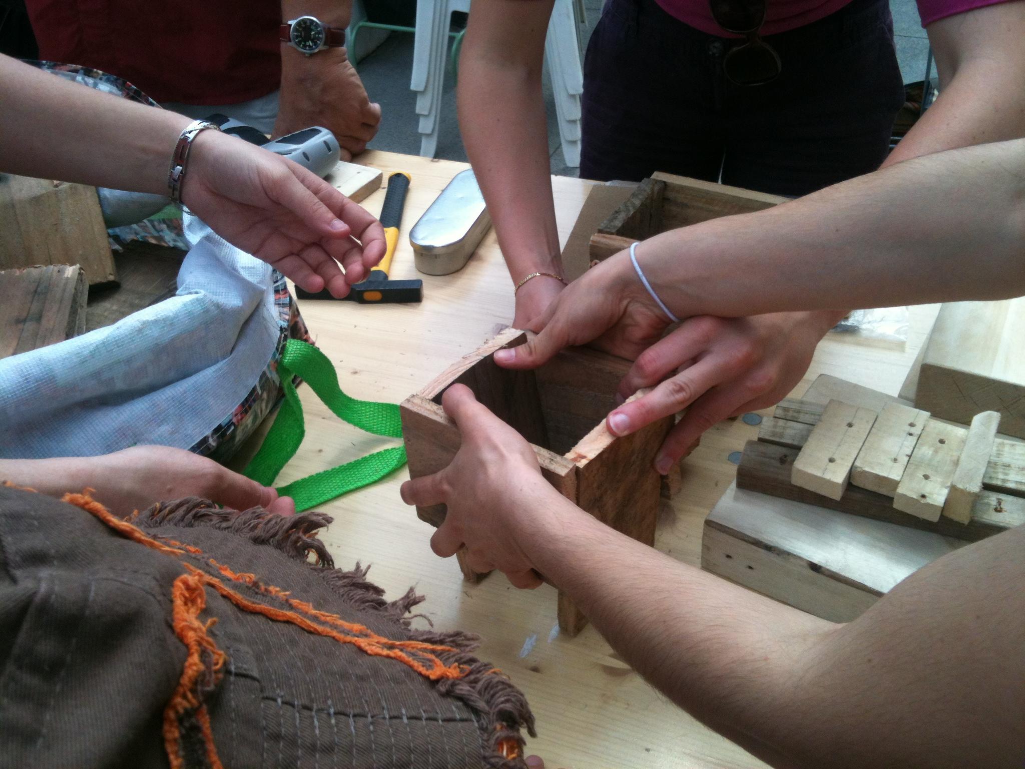 H ros ordinaires saison 2013 c est d j la fin plan climat grand lyon - Atelier bricolage lyon ...