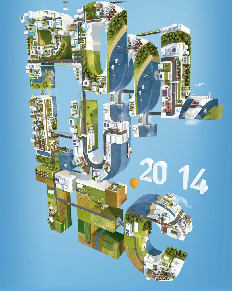 Le salon Pollutec se tient du 2 au 5 décembre 2014.