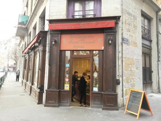 La Boulangerie Saint-Vincent
