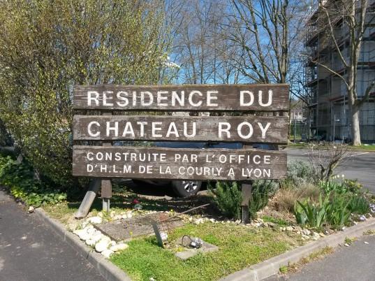 Bienvenue à Château Roy