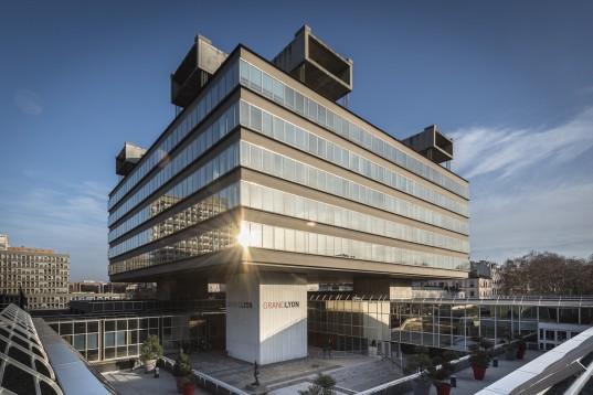 L'Hôtel de la Métropole de Lyon est concerné à 100 % par cette nouvelle sources d'énergie