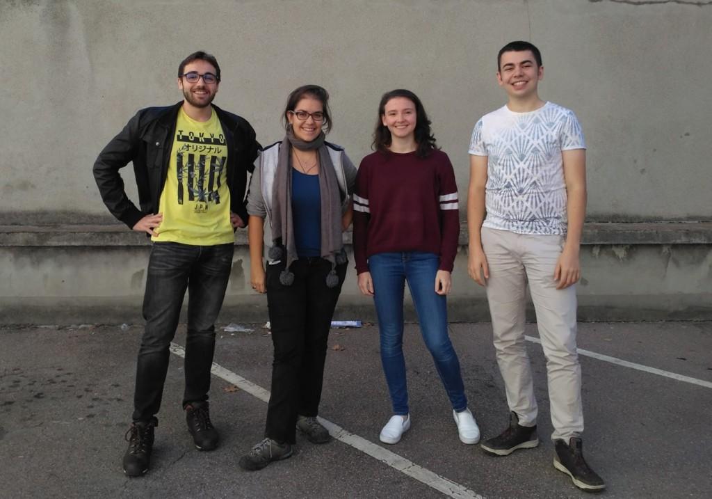 L'équipe 2018 des volontaires d'Unis-Cité propose à tous les organismes des sessions d'animation sur les éco-gestes au bureau.