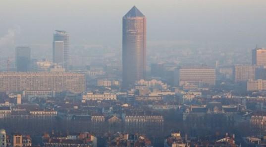 À Lyon, la qualité de l'air est un vrai sujet de préoccupation pour les acteurs du territoire