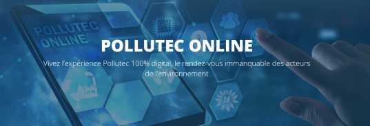 Pollutec Online, du 1er au 4 décembre 2020